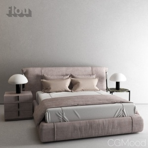 Bed Flou Amal