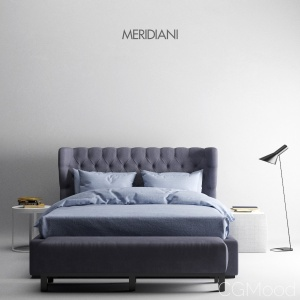 Bed Meridiani Lauren