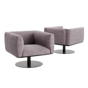 206 Cube Armchair by Cassina