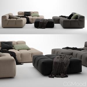 B&b Italia Tufty Sofa