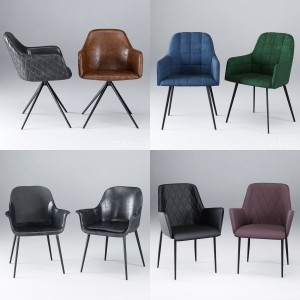 DanForm office and conference seats