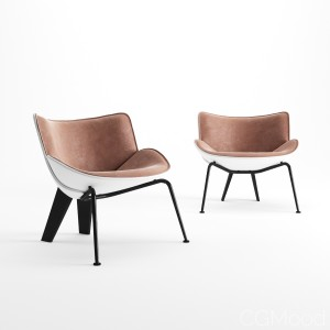 B&b Italia Do Maru Armchair
