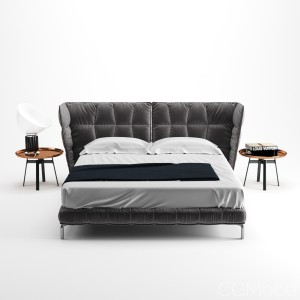 B&b Italia Husk Bedroom Set