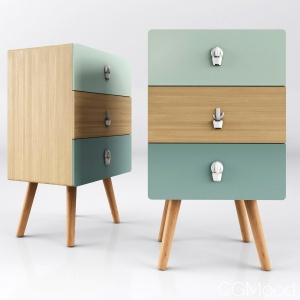 Sideboard & Chest Of Drawer 002