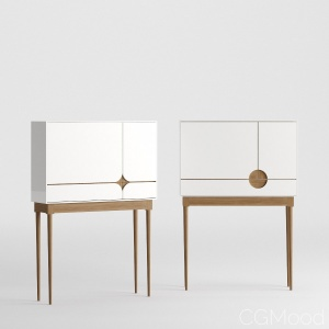 Sideboard & Chest Of Drawer 004