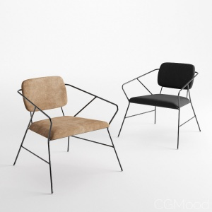 House Doctor Klever Lounge Chair