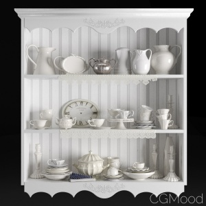Provence Decor Set