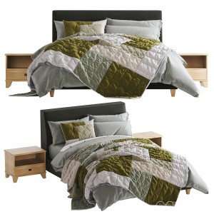 Riley Upholstered Bed