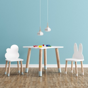 Kids Furniture 01-cg M