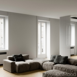 Interior Natural Lighting Methods In Fstormrender
