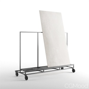 Warehouse Cart For Marble Slabs
