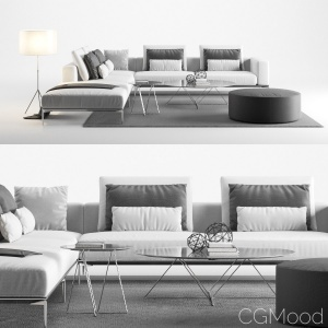 Savoye Sofa By Desiree