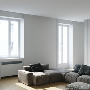 Corona Renderer - Interior Natural Lighting Methods