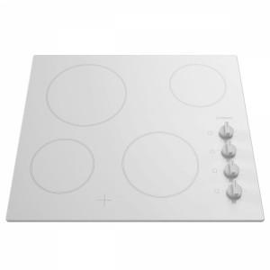 White Electric Cooking Panel Bosch Pke652ca1e