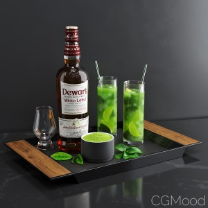 Matcha Cocktail Set