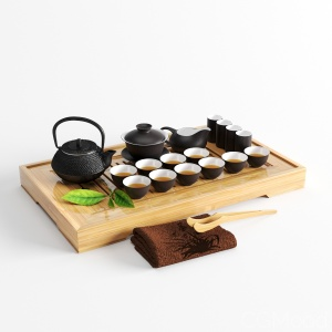 Tea Ceremony Set