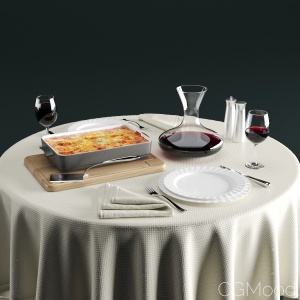 Lasagne Set
