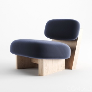 Jia Chair By Atelier De Troupe