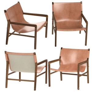 Lounge 1 In Whiskey Armchair