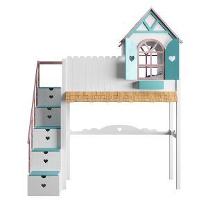 Baby Bed Loft, Krovatki-detyam