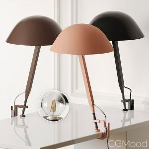 Sempe Clamp Table Lamp By Wastberg