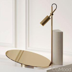Formafantasma Reflector Table Lamp