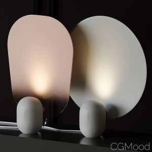 Reflector Table Lamp By Studio Wm