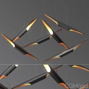 Coltrane Suspension Light