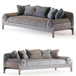Bolsters-sofa