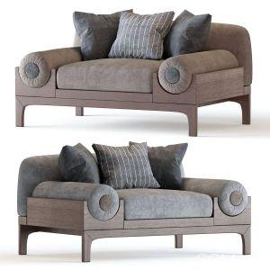 Bolsters Armchair