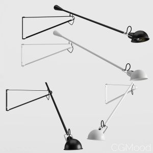Model 256 Wall Light