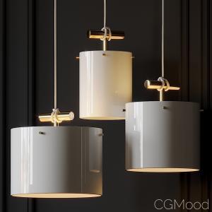 Castor Fresnel Pendant Lamp By 2modern