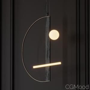 Hanging Sam Pendant Light