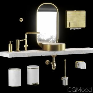 Bathroom Set V4