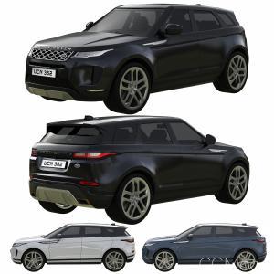 Range Rover Land Rover Evoque