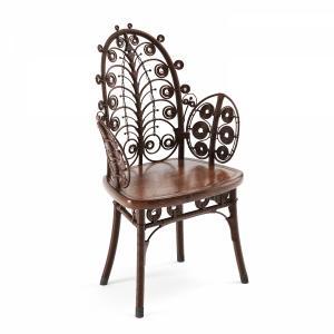 20 Century Rattan Chair By Ahadesign