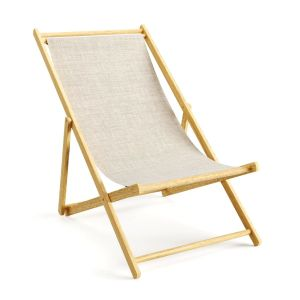Wood Beach Chair