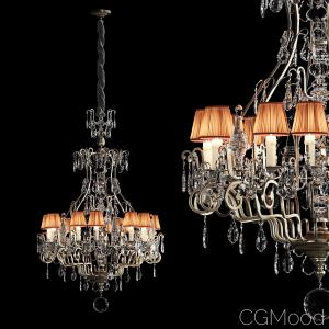 Texas Chandelier By Labyrinthe