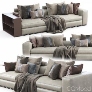 Flexform Sofa Groundpiece