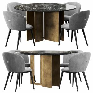 Cantory Mirage Dining Set