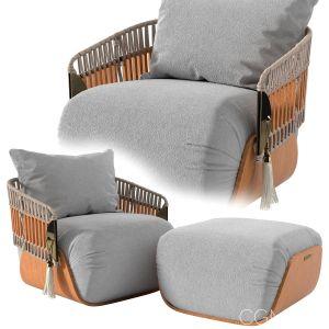 Visionnaire Kathryn Garden Chair
