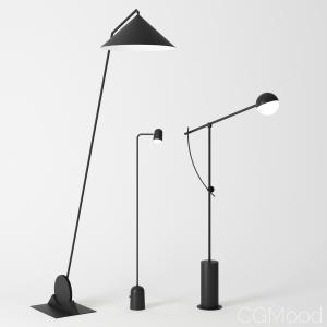 Floor Lamps By Northern