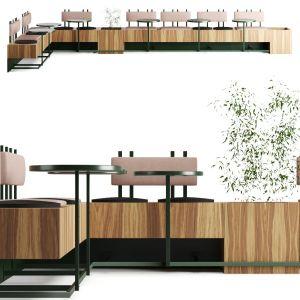 Christian Haas Sofa-lobbs Cafe