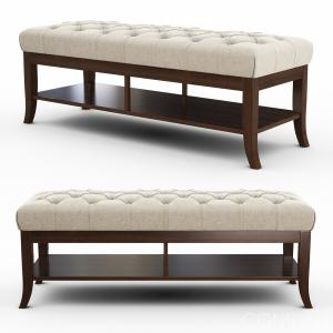Stanley Furniture - Hudson Street Bed End Bench