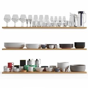 Kitchenware And Tableware 01
