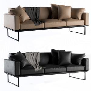 Sofa Cassina Leather