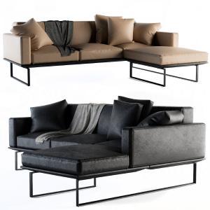 Sofa Cassina Cube L