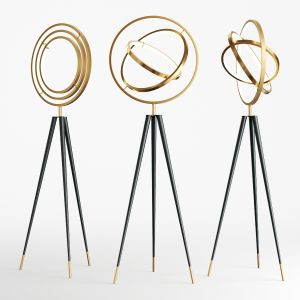 Eichholtz Floor Lamp Cassini