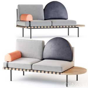 Pool Grid Daybed Petite Friture