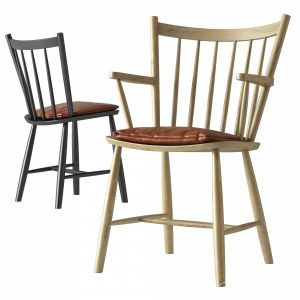 Hay J41 And J42 Chairs